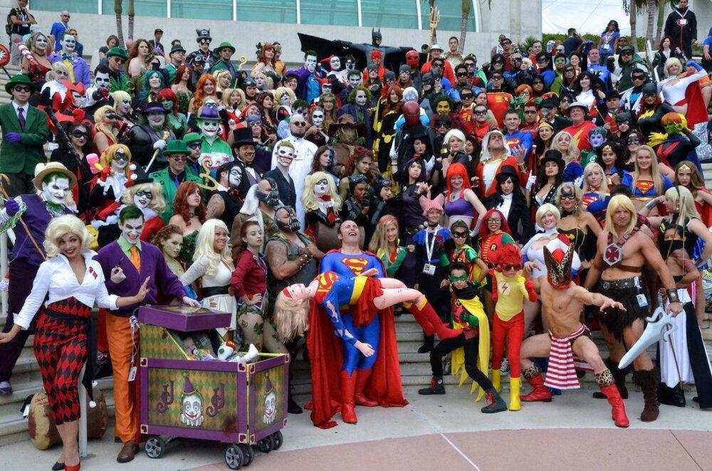 San Diego Comic-Con 2020 пройдет, как онлайн-мероприятие из-за коронавируса