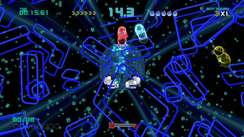 Pac-Man Championship Edition 2  можно получать за бесплатно от Bandai Namco