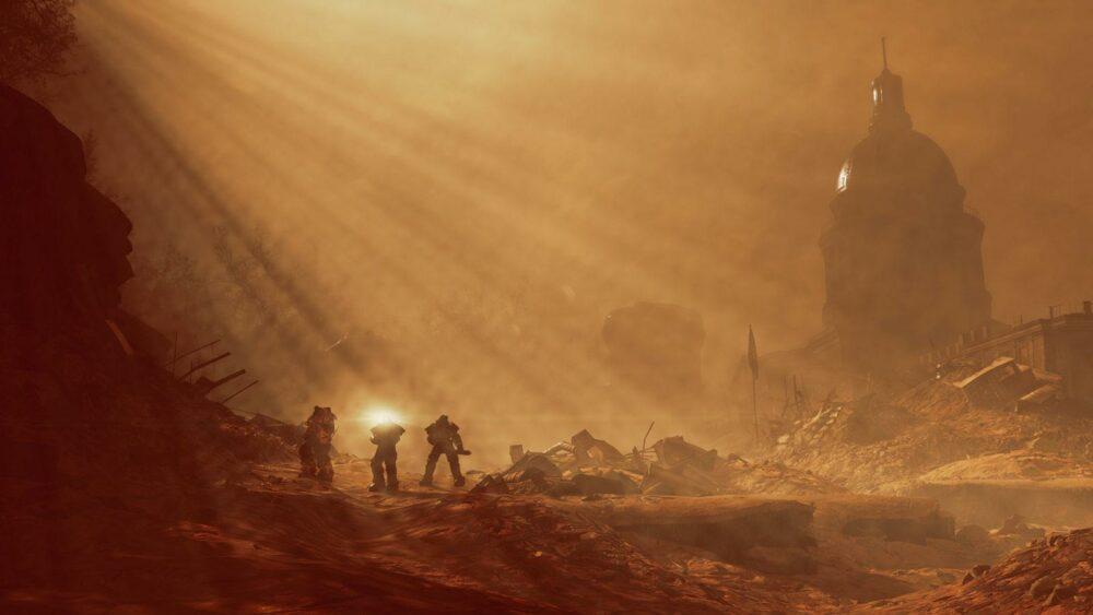 В Fallout 76 можно опробовать бесплатно на этих выходных