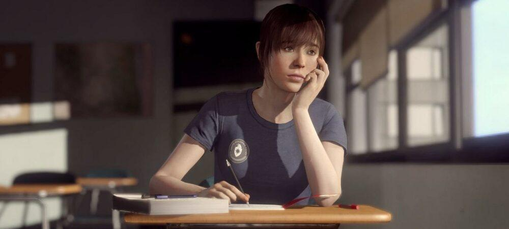 Страница Beyond: Two Souls мелькнула на платформе Steam