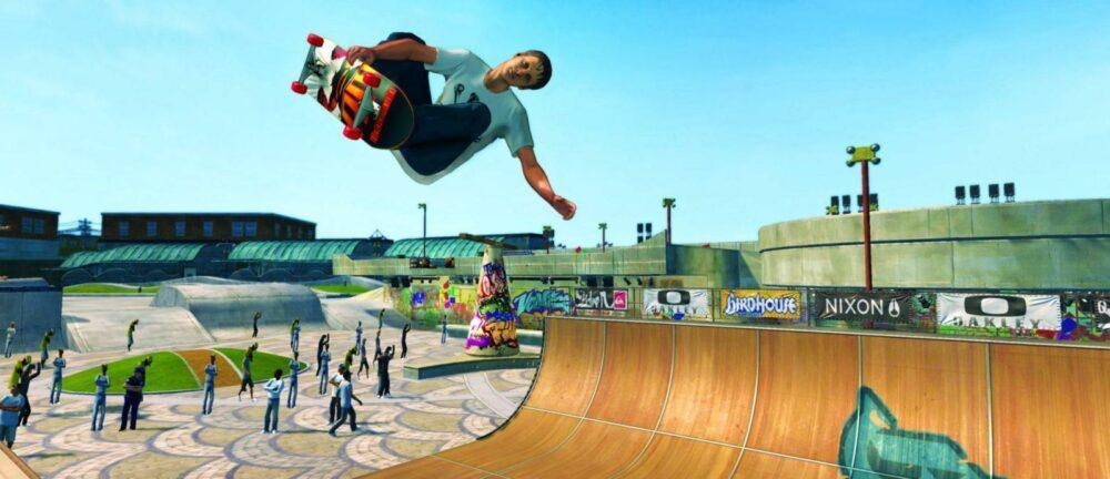 Tony Hawk's Alcatraz — новая часть про скейбордиста