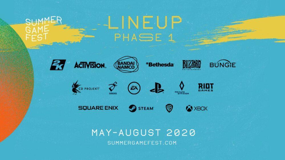 Summer Game Fest новое мероприятие от The Game Awards