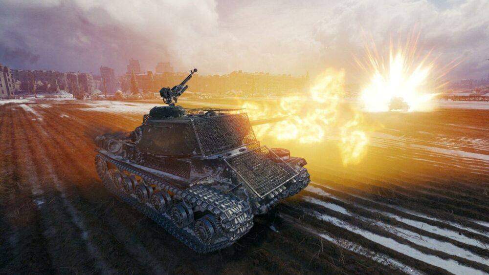 World of Tanks отмечает 75-летие Великой Победы новым режимом