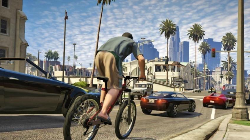 Grand Theft Auto V возглавил топ в Epic Games Store