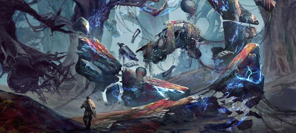 Square Enix решила сделать шоу «Новости Outriders»
