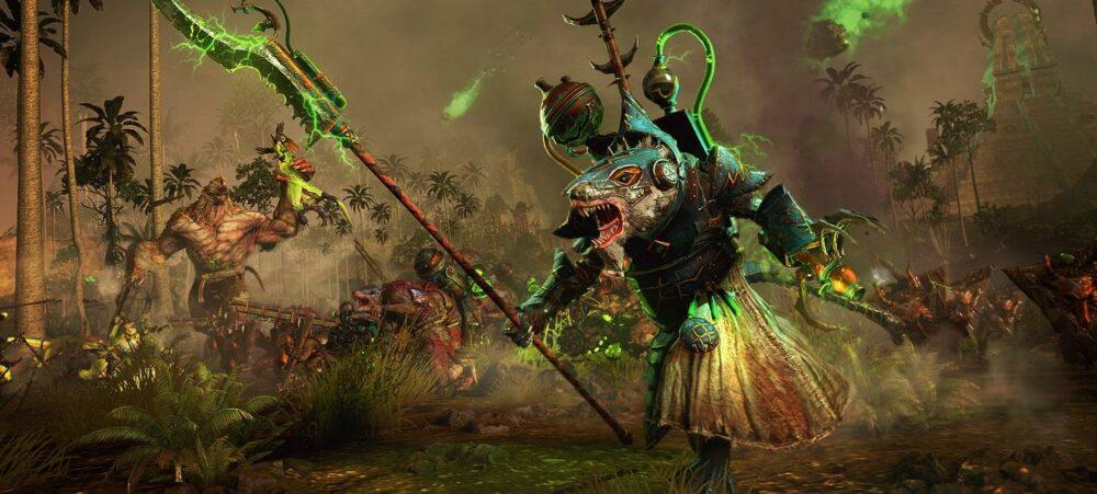 В Steam идет распродажа по вселенной Warhammer