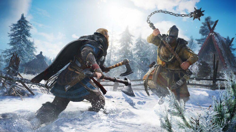 Поклонники требует 10 минутный геймплей Assassin's Creed Valhalla