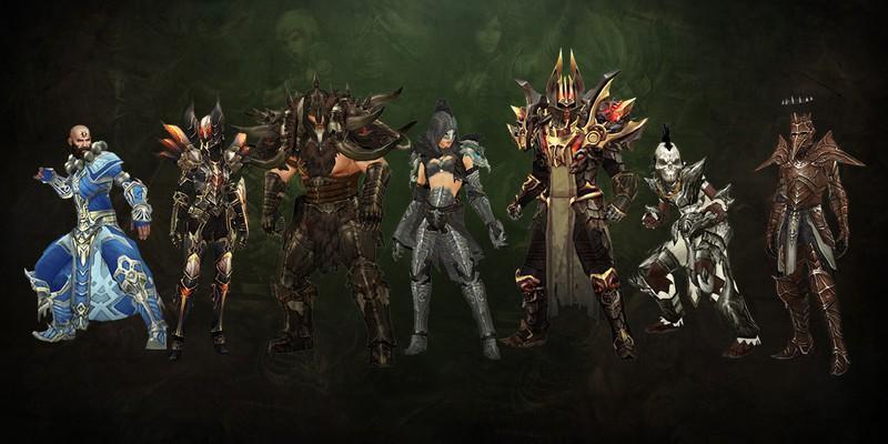 """В Diablo III стартует новый сезон """"Церкви трех"""""""