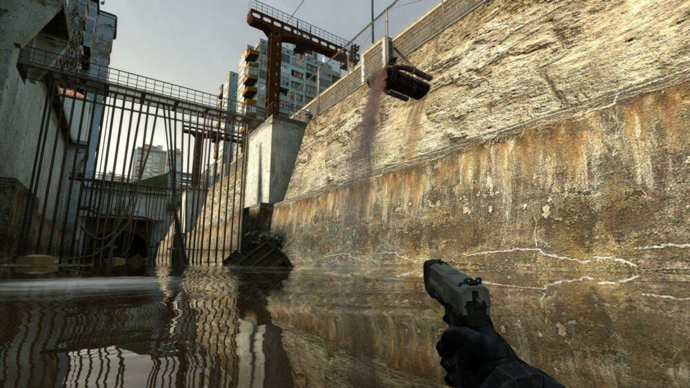 В SteamDB был найден ремастер Half-Life 2
