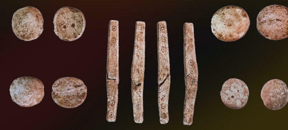 Настольная игра возрастом 1700 лет была найдена в Норвегии