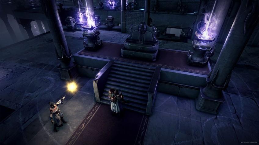 Event Horizon анонсировали новую RPG игру Dark Envoy