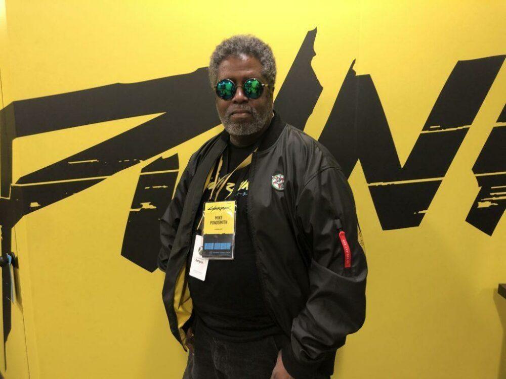 У Майка Пондсмита будет собственная роль в Cyberpunk 2077