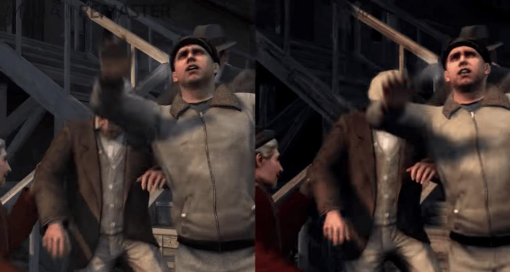 Сравнение оригинала и ремастера Mafia 2