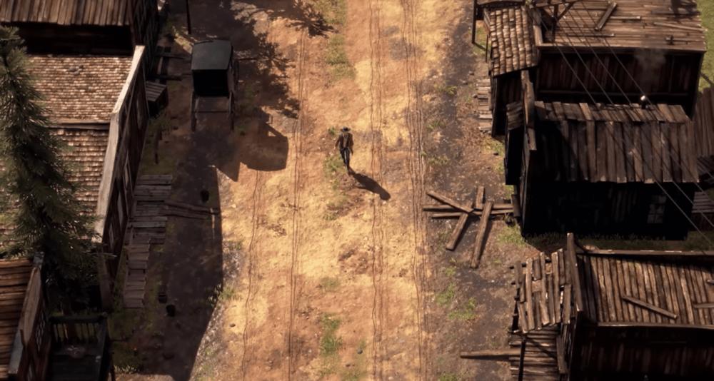 Обзорный трейлер Desperados 3