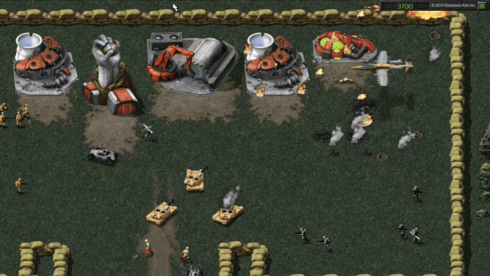 Дата выхода Command & Conquer: Remastered Collection