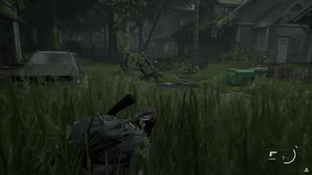 Видеодневник разработчиков и свежий геймплей The Last of Us Part 2