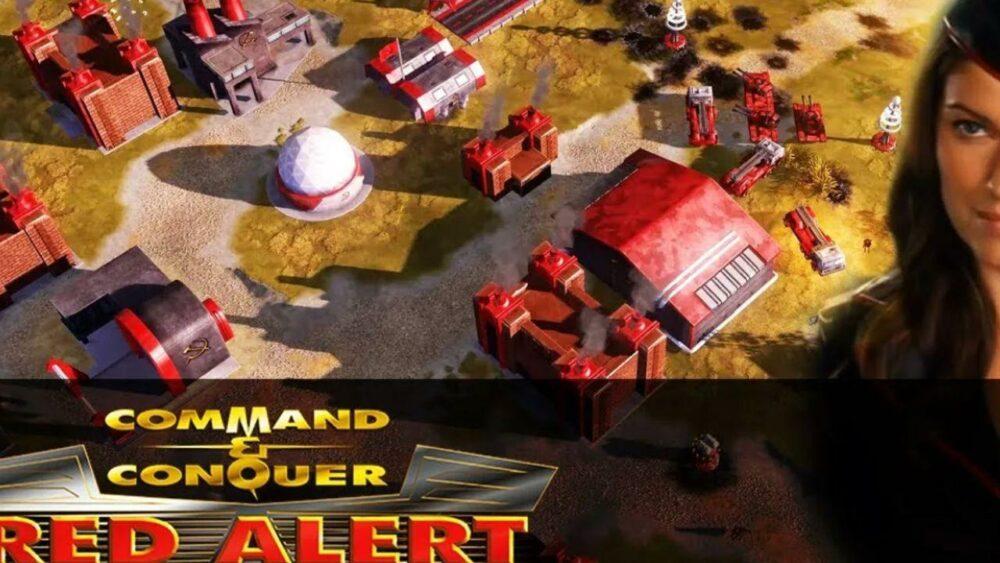 Electronic Arts опубликовала исходные коды игр Command & Conquer