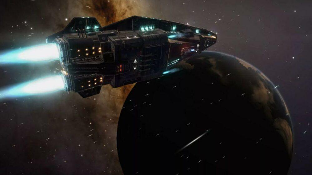 В Elite Dangerous игроки смогут гулять по планетам