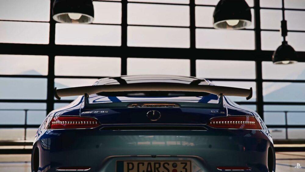 Первый трейлер Project CARS 3