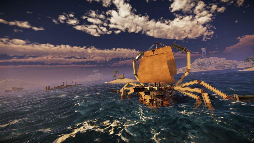 Анонсирована песочница Sea of Craft