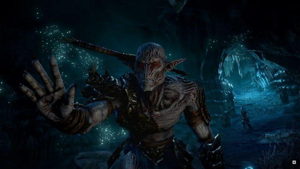 Новый трейлер дополнения Greymoor для TES Online