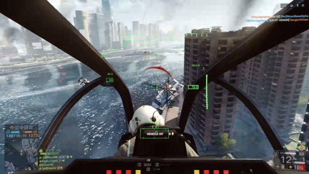 Слух: ремастер Battlefield 3 выйдет с новой частью серии