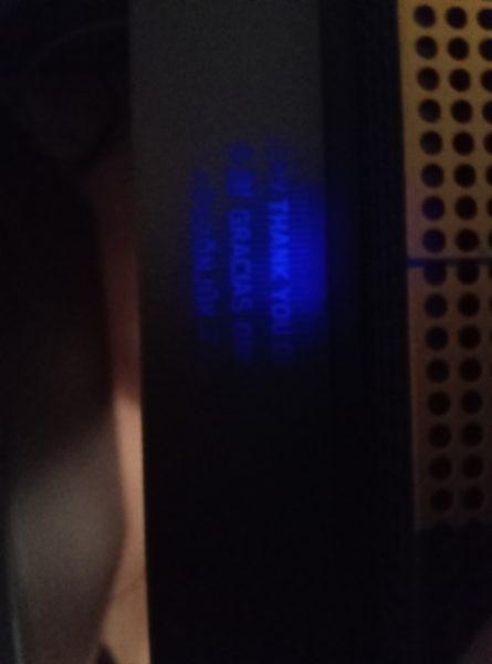 В Xbox One X нашли пасхалку связанную с Cyberpunk 2077