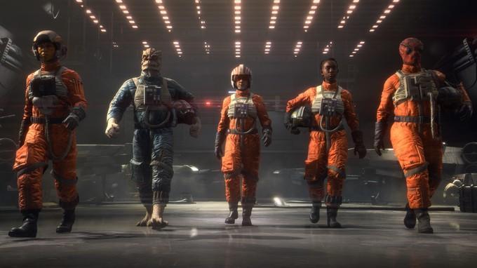 Анонс, дата выхода и системные требования Star Wars Squadrons