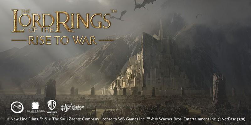 WB Games и NetEase разрабатывают стратегию по Властелин колец