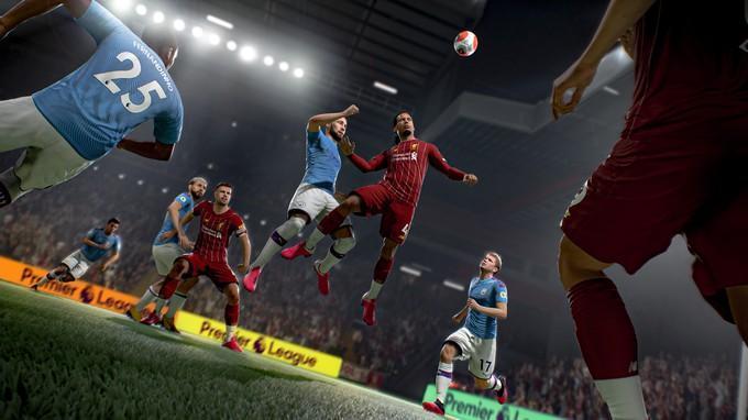Совместный трейлер FIFA 21 и Madden 21
