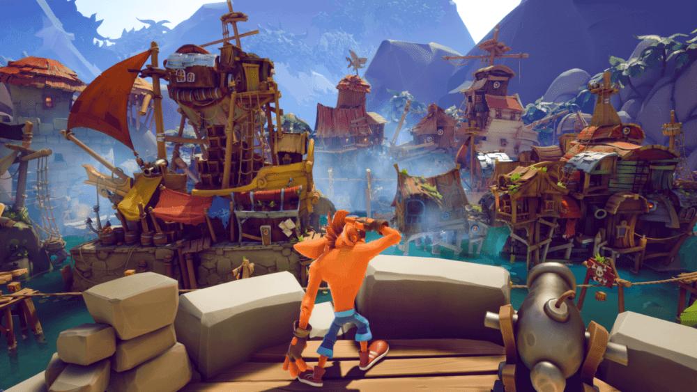 Анонс и дата выхода Crash Bandicoot 4: It's About Time