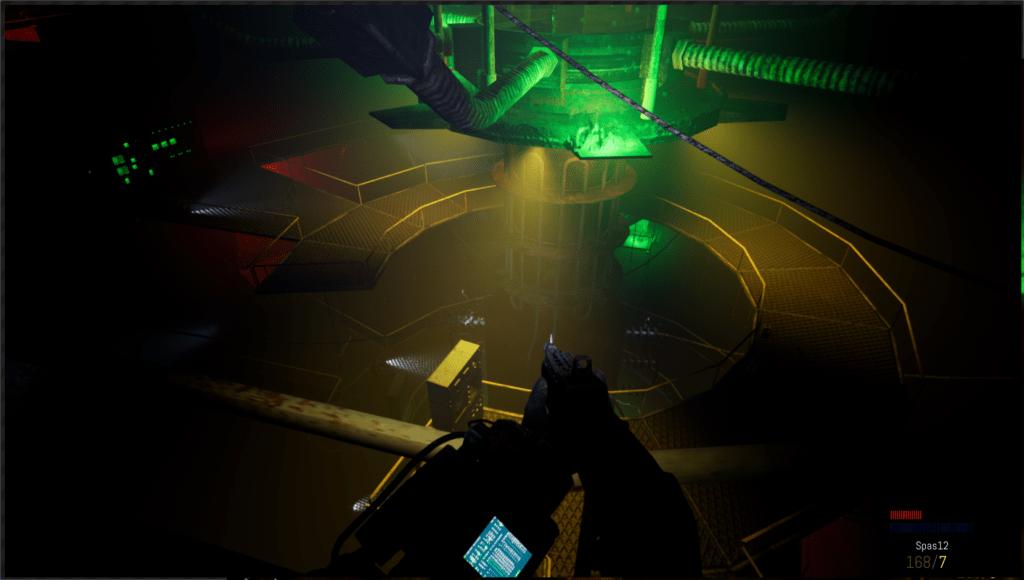 Скриншоты ремейка S.T.A.L.K.E.R.