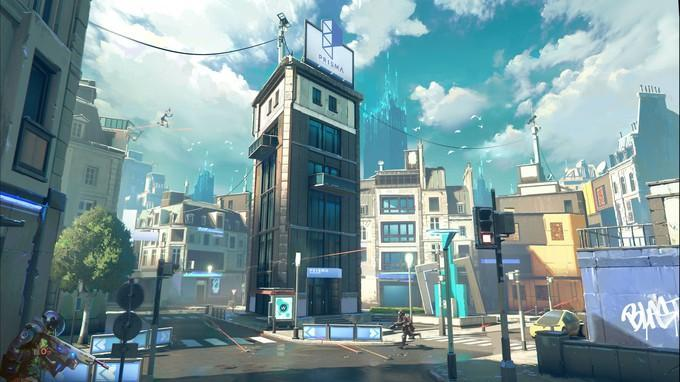 Ubisoft тизерят свой баттлрояль Hyper Scape