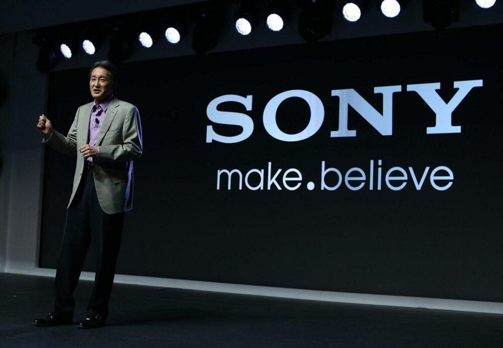 Sony опять зарегистрировала два патента