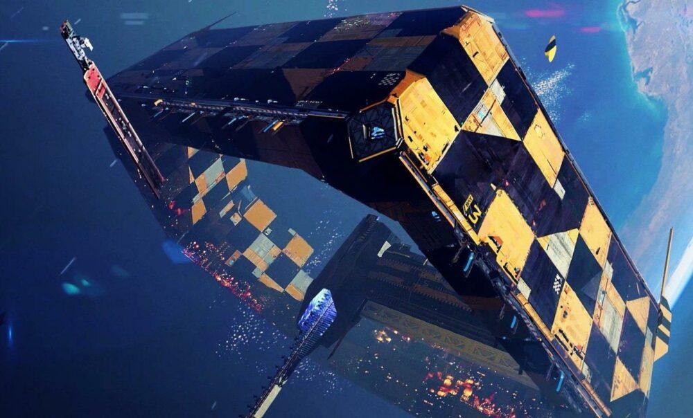 Новое видео на 23 минуты о Hardspace: Shipbreaker