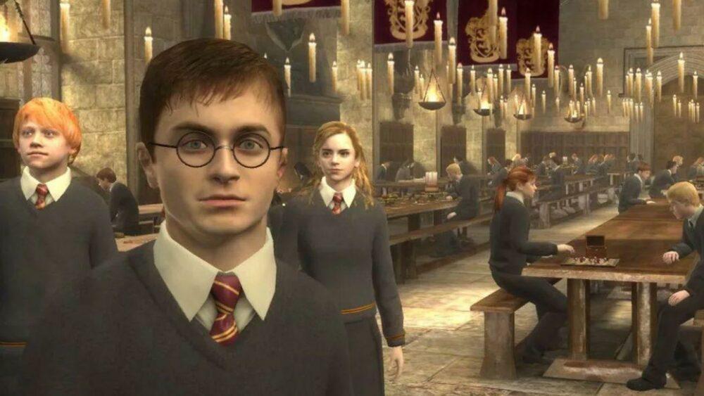 Игра по Гарри Поттеру может выйти в 2021 году