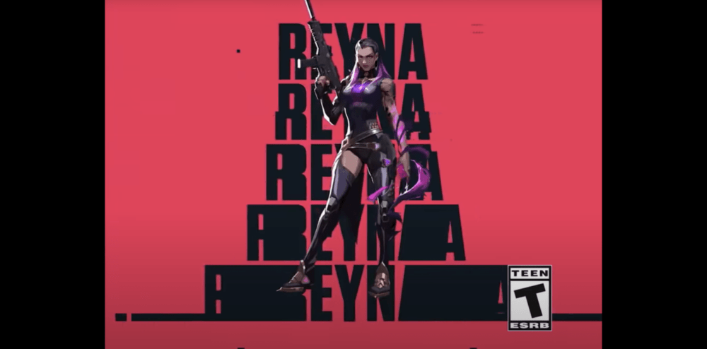 Рейна - новый персонаж Valorant