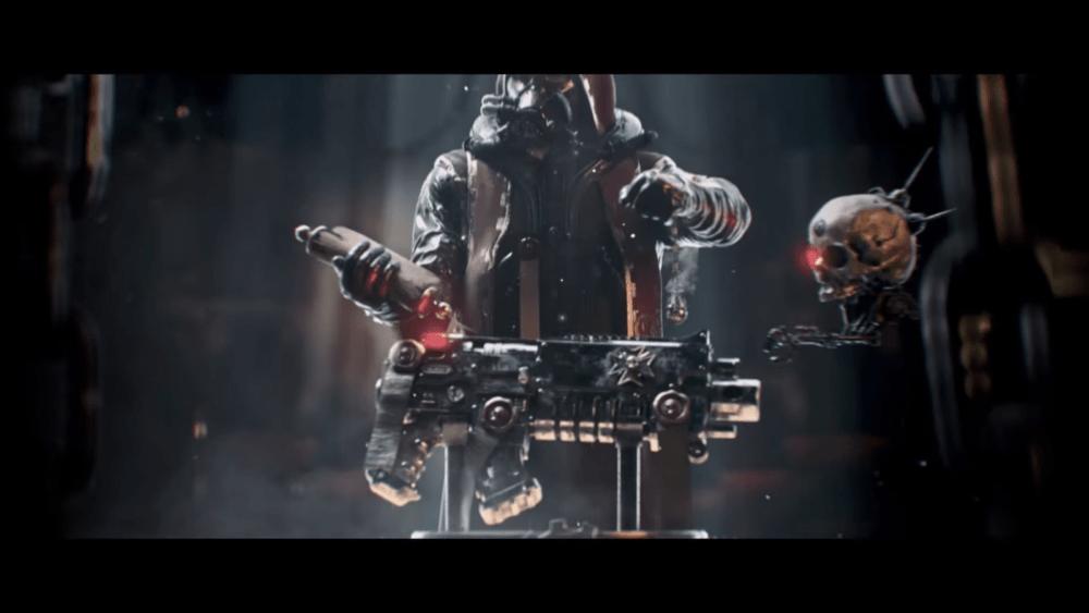 Фанатский синематик Warhammer 40K - тизер