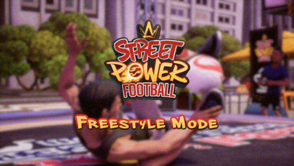 Фристайл в новом трейлере Street Power Football