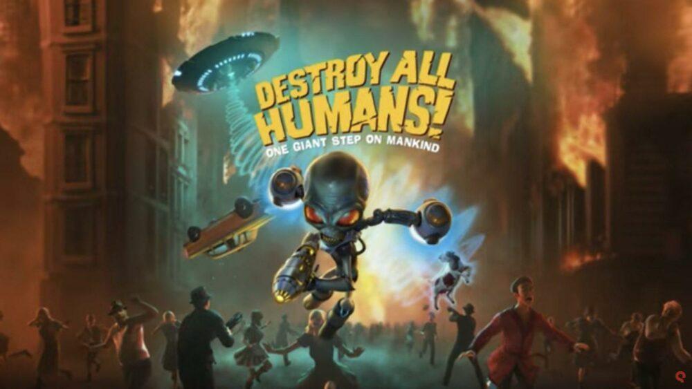Свежий геймплей-трейлер ремейка Destroy All Humans