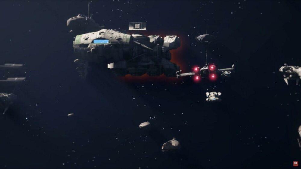 Геймплей Star Wars: Squadrons