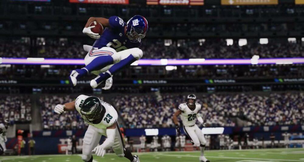 Трейлер Madden NFL 21