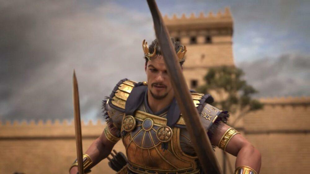 Новый трейлер Total War Saga: Troy