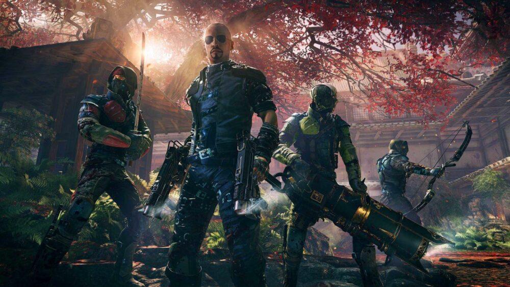 Создатели Shadow Warrior тизерят новый тайтл