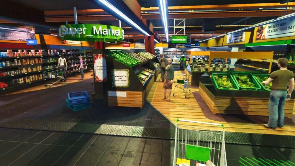Построй свой Ашан - анонс Supermarket Manager