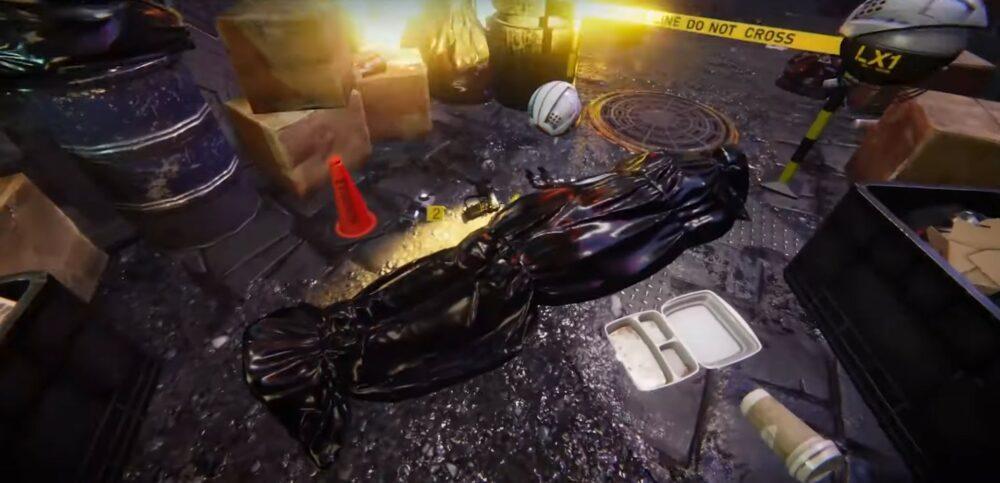Анонс симулятора детектива в киберпанк мире Cyberpunk Detective