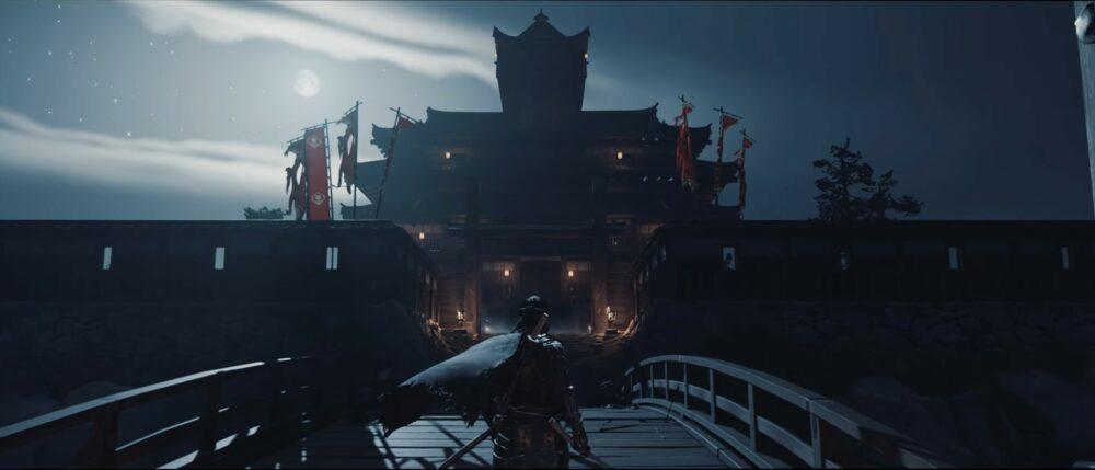 Свежий трейлер Ghost of Tsushima