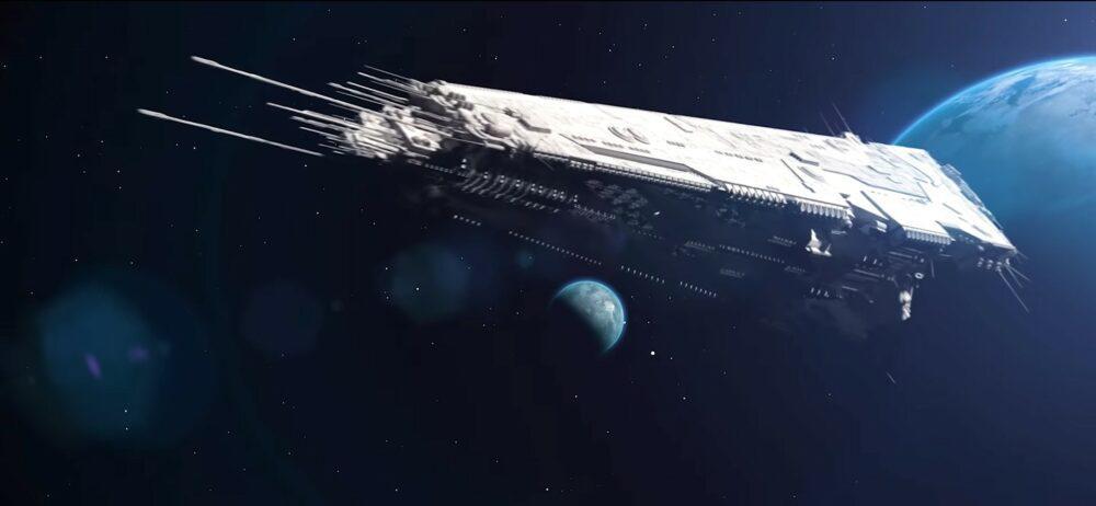 Новый трейлер Dual Universe