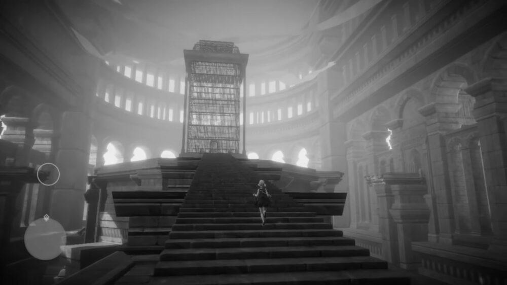 Новый трейлер мобильной игры Nier RE[in]carnation