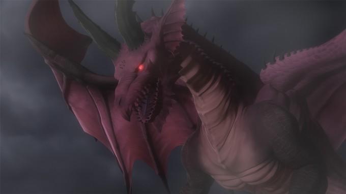 Дата выхода и скриншоты аниме Dragon's Dogma